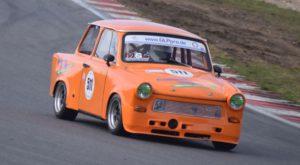 Okruhová závodní verze Trabantu