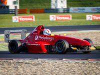 Rieger Motorsport v Mostě (TZ Rieger Motorsort archiv)