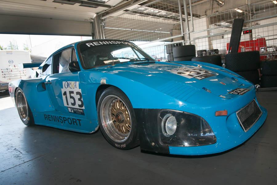 #153 Porsche 953 K3, Marco a Massimo Guerra