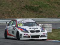 #20 Michal Matĕjovský (CZE), Křenek Motorsport, BMW E90 320 si, TC2 (foto: ms)