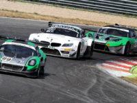 Souboje vozů při závodech D4 a FIA CEZ