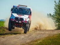 NovaŐĀ evoluce vozu Tatra Queen 69 ReBorn pro Silk Way Rally 2017