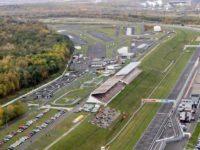 Letecký pohled na AUTODROM MOST, foto: P. Frýba