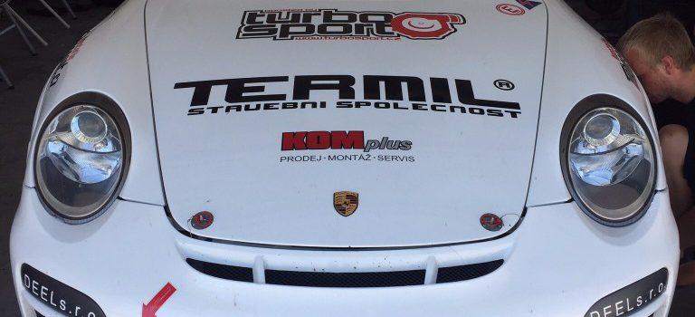 Milota Libor - Porsche 911 GT3 Cup zdroj Lukamotorsport TZ
