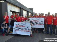 Rieger Motorsport Most 2017 - Carboniacup, absolutní vítěz celého seriálu by Carboniacup