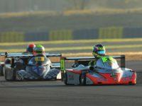 #1 Adam Kout (MS Kart/DEA) na trati v Le Mans, Francie (foto: Vratislav Ondráček)