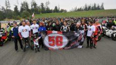 Motoshow rekord –  vzpomínka na Marca Simoncelliho