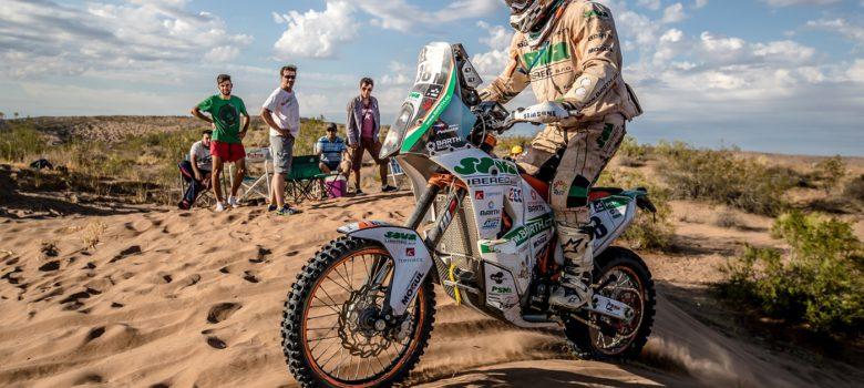 David Pabiška absolvuje již svou 12. Rallye Dakar