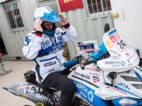 Josef Macháček – hvězda BARTH Racing týmu