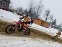 Vítězové závodu v Horním Městě #3 MOHAUPT Lukáš a HOTOVÝ Václav, CZE, ORION RACING TEAM, Honda 450 4T
