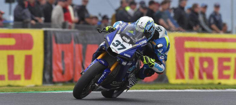 #37 Ondrej Ježek, CZE, Yamaha YZF R1, Guandalini Racing (foto: Fabrizio Porozzi)