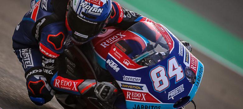 #84 Jakub Kornfeil (CZE/KTM), PruestlGP (foto: Rony Lekl)