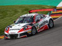 Porsche GT ADAC GT Meisterschaft foto TZ AMD Most