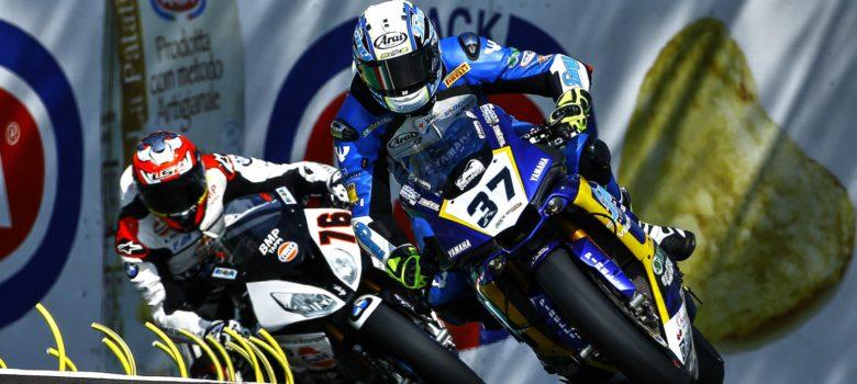 #37 Ondrej Ježek, CZE, Yamaha YZF R1, Guandalini Racing, Imola (foto: Mara Pauliček)
