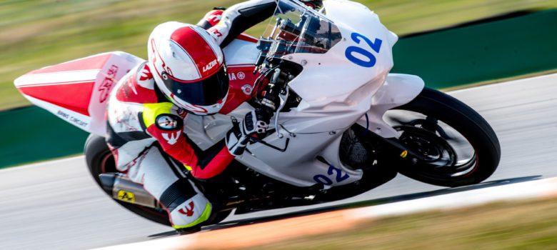 Alexandra Pelikánová na divokou kartu pojede v šampionátu superbiků v kategorii Supersport 300.