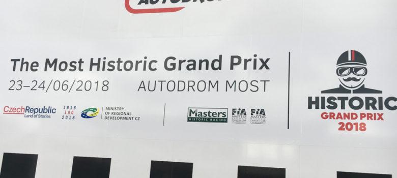 F1 po čtyřech letech v ČR