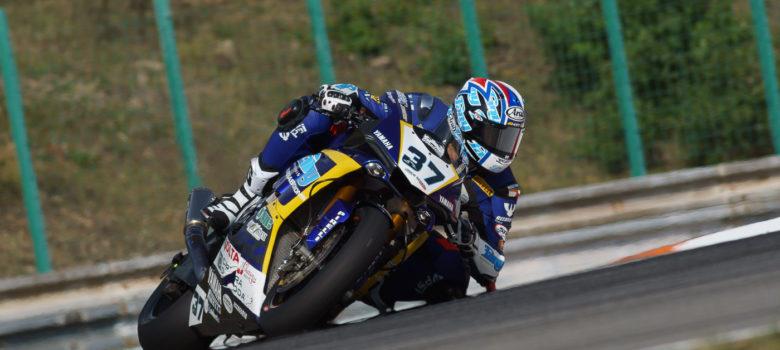 #37 Ondřej Ježek (CZE), Yamaha YZF R1, Guandalini Racing (foto: Milan Spurný)