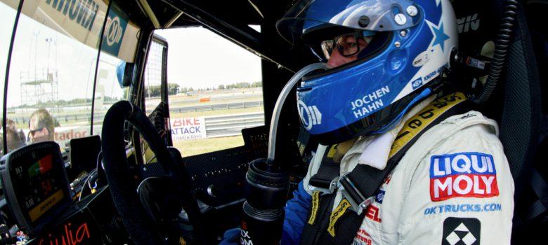 #2 Jochen Hahn (DEU), Jochen Hahn (DEU), IVECO, FIA ETRC Slovakiaring