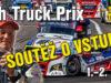Czech Truck Prix 2018 – druhé kolo soutěže ovstupenky