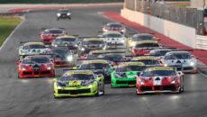 Závody Ferrari Challenge