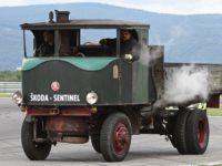 The Truck Festival je unikátní přehlídka nákladních vozů od historických a po současné modely.