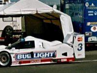 Jaguar XJR v Mostě 2003 Interserie Revival by VDR