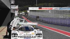 Na autodromu budou kvidění legendární auta zLe Mans