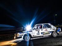 Enge Tomáš a Engeová Lucie, Star Rally Historic – Barum Rally, Škoda 130 LR