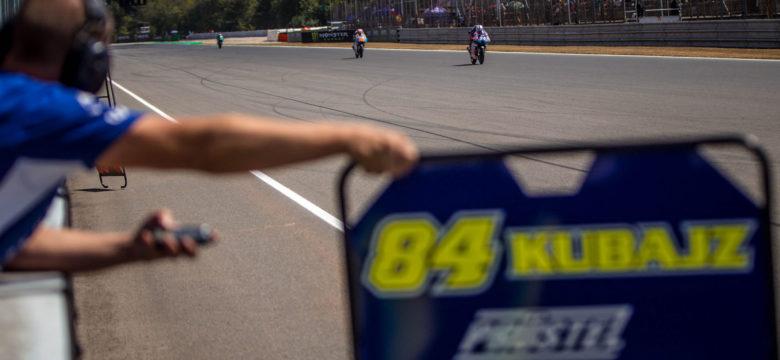 #84 Jakub Kornfeil (CZE/KTM), PruestlGP, GP České republiky 2018, Masarykův okruh (foto: Ronny Lekl)