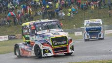 #1 Adam Lacko (CZE), Buggyra International Racing System (CZE), Freightliner, FIA ETRC 2018 Most (foto: Milan Spurný)