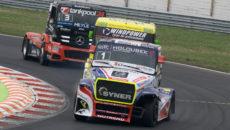 #1 Adam Lacko (CZE), Buggyra International Racing System (CZE), Freightliner, FIA ETRC 2018 Most