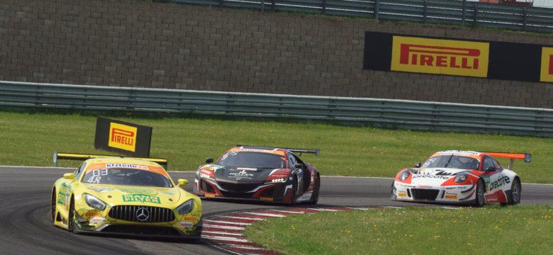 #48 MANN-FILTER Team HTP, DEU, Mercedes-AMG GT3, Indy Dontje (NLD), Maximilian Buhk (DEU)