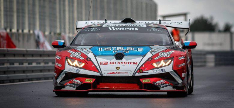Lamborghini stáje Mičánek Motorsport by R. Holan