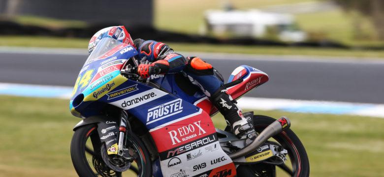 #84 Jakub Kornfeil (CZE/KTM), PruestlGP, GP Austrálie 2018