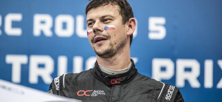 Tomáš Pekař, vítěz Škoda Octavia Cupu 2018