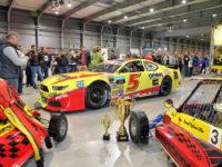 Výstava závodních vozů Racing Expo