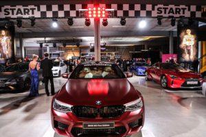 Vyhlášení Zlatého volantu za rok 2018 proběhne vindustriálním prostoru Pragovky