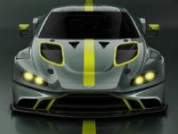 Premiéra v roce 2019 čeká nový Aston Martin Vantage GT3 (foto: ADAC GT Masters)