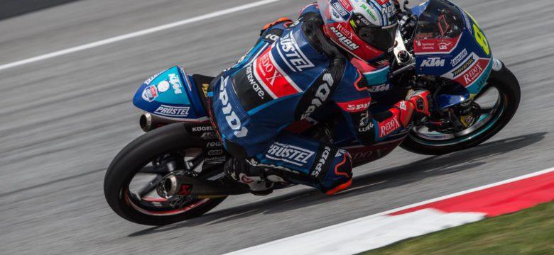 #84 Jakub Kornfeil (CZE/KTM), PruestlGP, GP Malajsie 2018