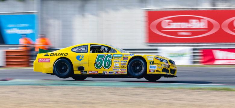 Autodrom přivede doMostu hvězdnou sérii NASCAR