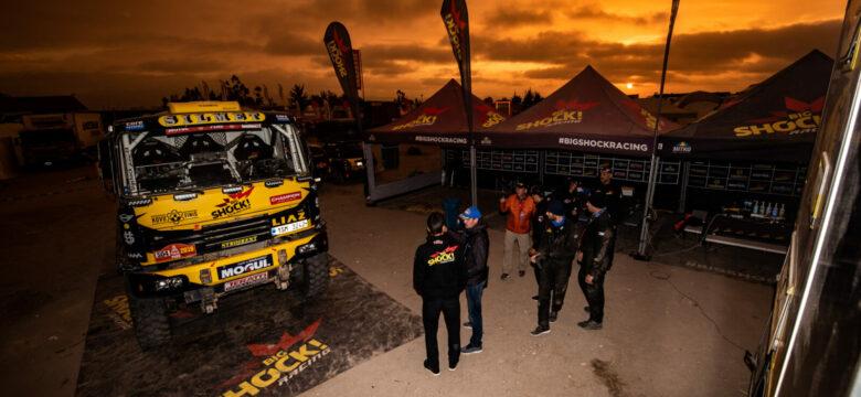 Dakarské zákulisí Macíka a Brabce, Big Shock Racing
