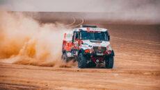 #507 Loprais, Marco Alcayna a Pokora (Tatra), Instaforex Loprais Team