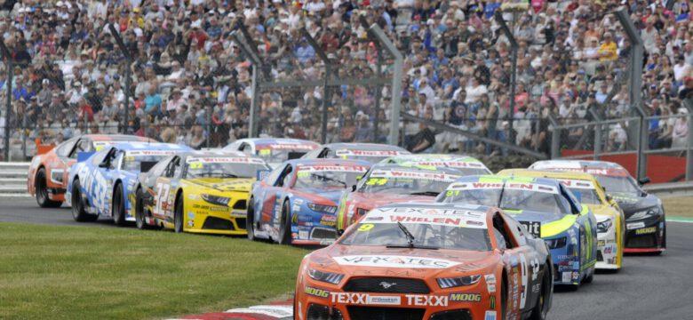 Atraktivní souboje NASCAR Whelen Euro Series