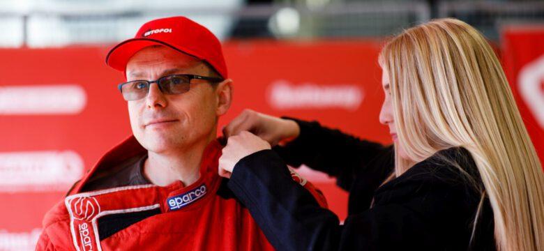Radek Polák Lutopol Racing Team 2019
