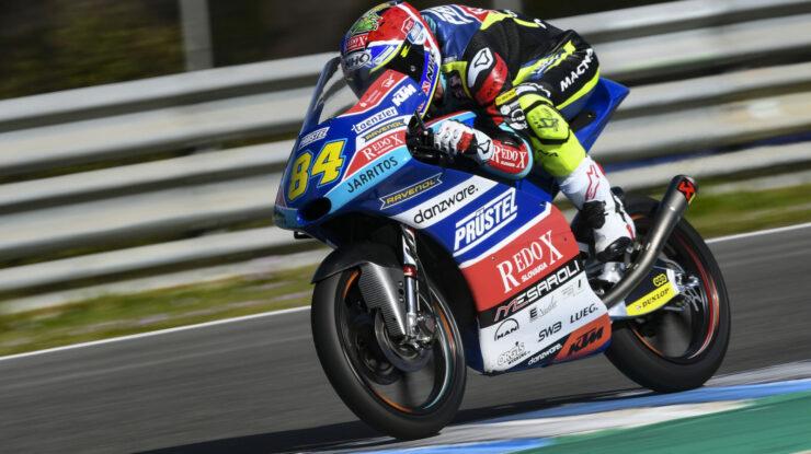 #84 Jakub Kornfeil (CZE/KTM), Redox Pruestel GP
