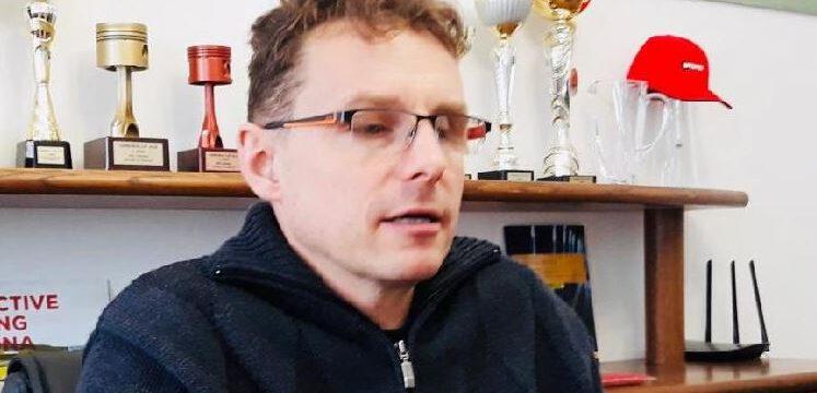 Radek Polák Lutopol Racing Team TZ