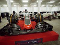 F1 Haas Zlatý volant 2018 TZ