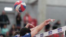 Vítězné volejbalové Karlovarsko