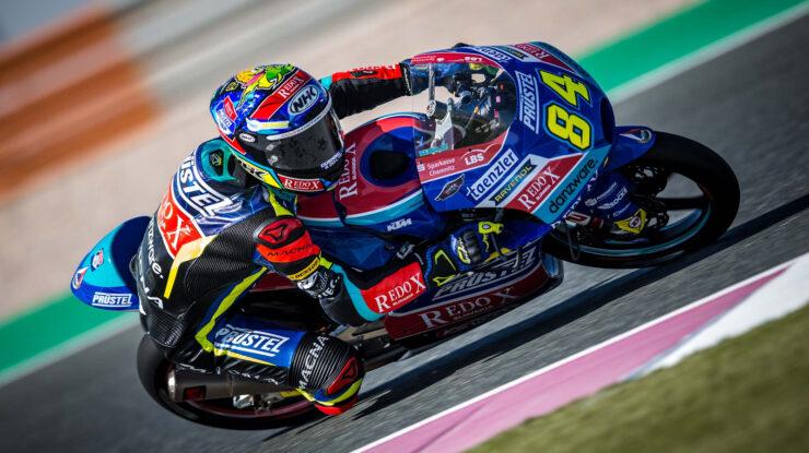 #84 Jakub Kornfeil (CZE/KTM), PruestlGP, GP Kataru 2019
