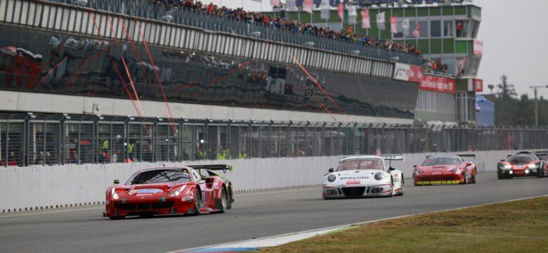 Vytrvalostní závody 24H Series se vrací opět na Masarykův okruh.